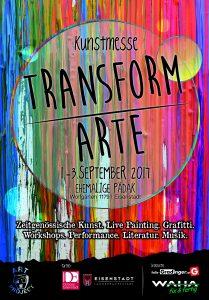 TRANSFORM-ARTE @ ALTE PÄDAK | Eisenstadt | Burgenland | Austria