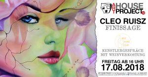 AHP 14: Cleo Ruisz Finissage @ ART HOUSE PROJECT | Eisenstadt | Burgenland | Austria