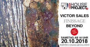 AHP 15: Víctor Sales Finissage @ ART HOUSE PROJECT | Eisenstadt | Burgenland | Austria