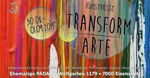 Transform-Arte Kunstmesse @ ehemalige PADAK